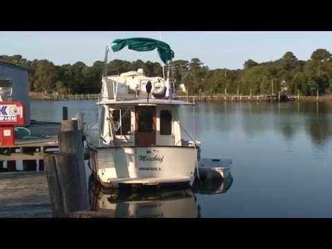 Final Voyage Of The MIschief Great Loop Video Series ICW Log 25