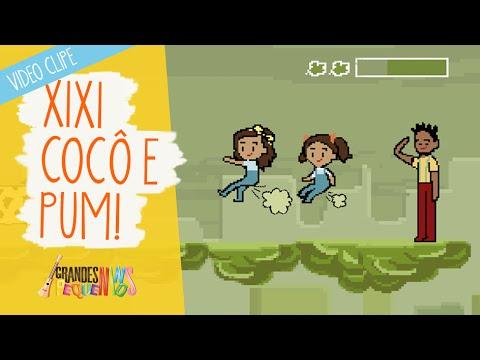Xixi Cocô e Pum Grandes Pequeninos