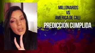 Deseret Tavares - Prediccion Cumplida - America vs Millonarios