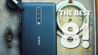 The Nokia 8 Review | Is This The Best 8? | ATC