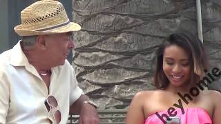 BEST SEXY KISSING PRANK OLD MAN FUNNY VIDEO