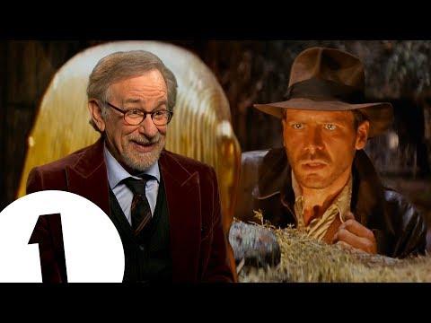 It belongs in a museum Steven Spielberg on Jurassic Park ET and his greatest movie memento