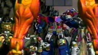 Transformers Cybertron Ep. 18 (2/3) Español