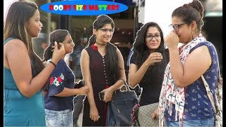 Delhi Girls Openly Talk About Boobs Size | DFC