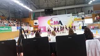 Cheer1- soutěž Příbram