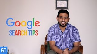 7 Cool Google Search Tricks