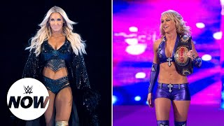 Charlotte Flair and Michelle McCool tease a potential dream match: WWE Now
