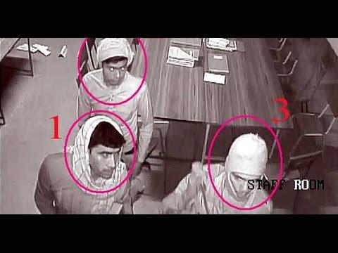 SHOCKING: CCTV footage of  Bengal Nun Gang-Rape Case