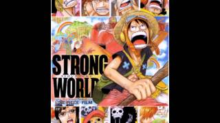 One Piece The Movie 10 Strong World ผจญภัยเหนือหล้าท้าโลก