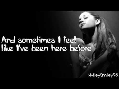 Ariana Grande Honeymoon Avenue with lyrics