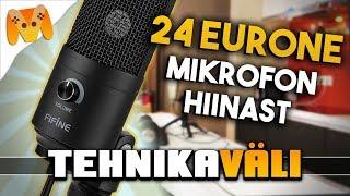 Tehnikaväli - Fifine K669 USB Mikrofon
