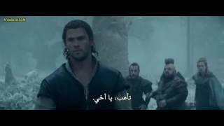 the huntsman winter's war  مترجم