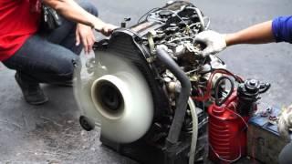 แกะกล่อง ► TOYOTA MIGHTY-X เครื่อง 2LII ENGINE 2.5 (2,500 cc) PRE-CHAMBER by gaeglong