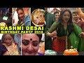 Download Video Rashmi Desai Birthday Party 2018 | Rashmi Desai Birthday Celebration 2018 | Rashmi Desai Interview 3GP MP4 FLV