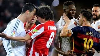 Funny Football Fights & Angry Moments ● Funny Soccer Moments & Fails