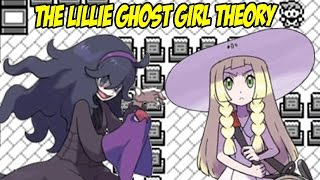 LILLIE CONNECTED TO THE GHOST GIRL?!? Pokemon Sun and Moon Theory