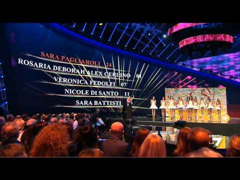 Miss Italia La finalissima di Miss Italia 2014 Puntata 14 09 2014
