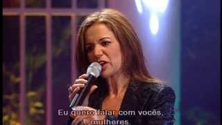 Alda Célia - Mulher, por que chorar? (DVD Explosão de Louvor)