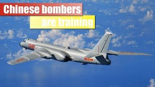 Chinese bombers are training to strike US targets in the Pacific, Pentagon claims