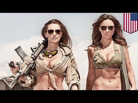 Hotshots calendar shoot, naging issue para sa Utah National Guard!