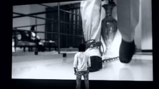 Black band music video