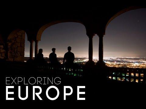 EVT - Exploring Europe.
