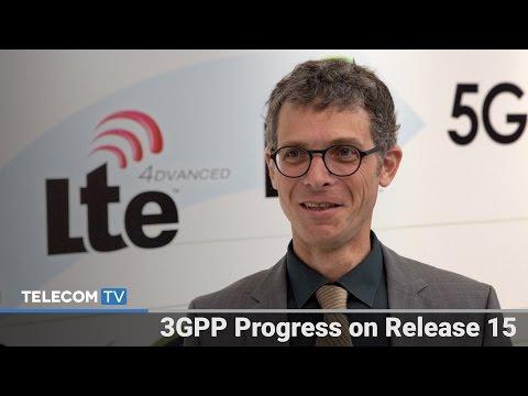 3GPP Progress on Release 15