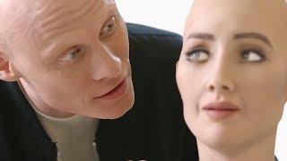 Robot Sophia Got Shut Down by her Creator