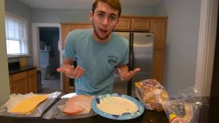 How To Make the PERFECT Turkey and Cheese Sandwich