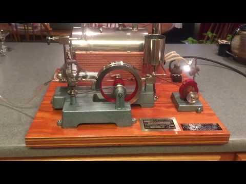 Jensen Model 50 Steam Engine 1979