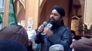 Sare Parho Darood | Bulbul e Madina Hazrat Owais Raza Qadri Sb | Manchester 13th February 2010