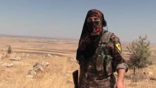 Combattente italiano delle Ypg manda un messaggio all'Italia dal Rojava [SUB ITA+ENG]