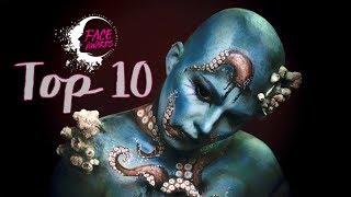 UNDERWATER CREATURES - Czarna Woda - TOP 10 NYX Face Awards Polska