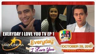'Everyday I Love You' TV Episode 1: Halloo