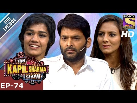 The Kapil Sharma Show Episode 74–दी कपिल शर्मा शो–Phogat Sisters In Kapil s Show–15th Jan 2017