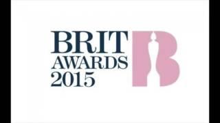 Ed Sheeran Bloodstream Live at BRIT awards 2015
