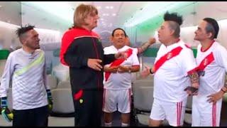 El Wasap de JB: la selección peruana comienza su periplo hacia Nueva Zelanda