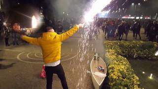 new HD videos Happy new years celebration party 2017 italy 1