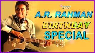 AR Rahman Tamil Movie Songs | Birthday Special Jukebox | Alaipayuthe | Minsara Kanavu | Jeans