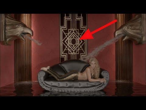 Xxx Mp4 Shakira Le Da La Bienvenida A Maluma Al Mundo Illuminati En Su Vídeo Chantaje 3gp Sex
