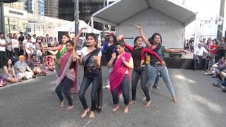 Bollywood Flash Mob by Nrtya Creations - SAFA's India Live 2015 - Lean On
