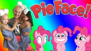 PLAYING PIE FACE! WITH @ForEverAndForAva !!