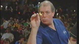 Darts World Championship 1993 Round 2 Barneveld vs Lowe  Highlights
