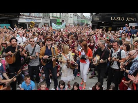 Galway Girl Sharon Shannon Mundy & Galway City