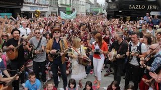 Galway Girl  Sharon Shannon Mundy  Galway City