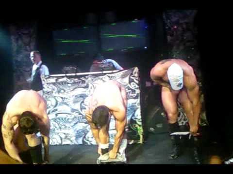 gogo boys the club do litora por exotic queen
