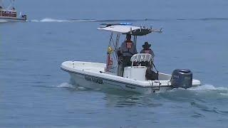 غرق 17 شخصا في انقلاب قارب سياحي في بحيرة بولاية ميسوري