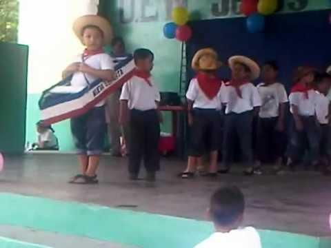 . ACTOS CULTURALES U.E.N JESUS PACHECO ROJAS BAILE EL CARITE 3er nivel d pre escolar