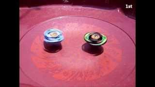 Dranzer-F vs Black Dranzer