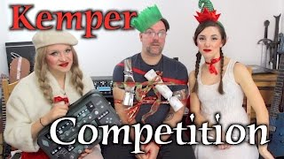Chappers Xmas Kemper Competition - Win a Kemper Profiling PowerHead